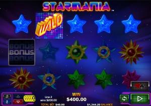 Starmania Slot 2