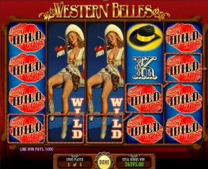 Western Belles NJ online slots review