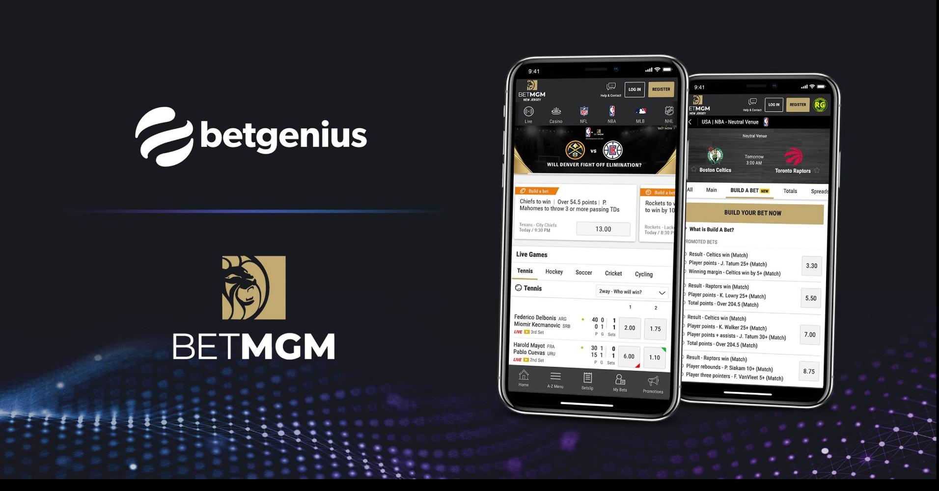 BetMGM mobile sportsbook